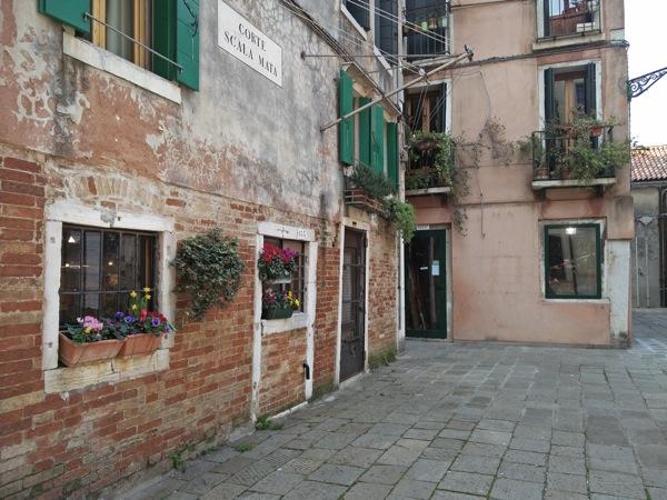 barrio judio venecia