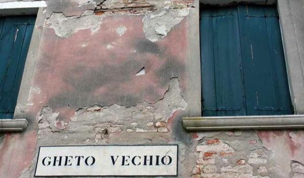 Gheto Vechio Venecia