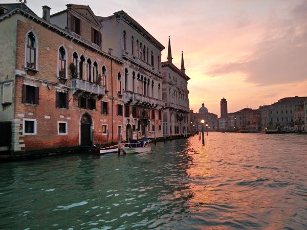 Zona universitaria Venecia
