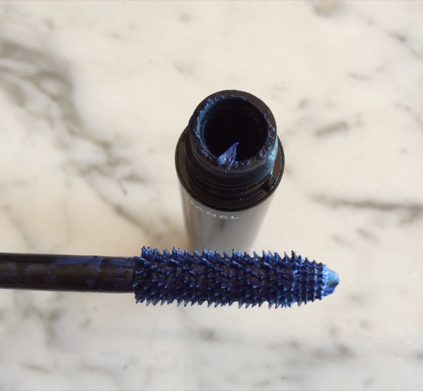 mascara chanel le volume