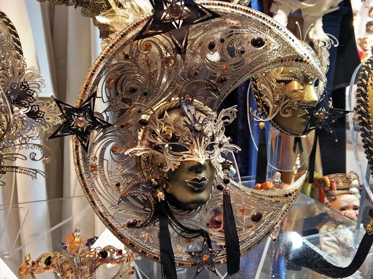 mascaras veneciana