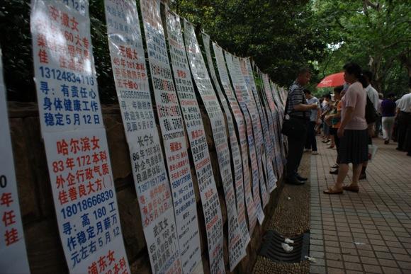 mercado solteros shangai