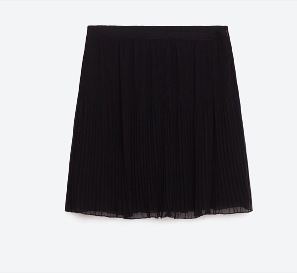 falda culotte