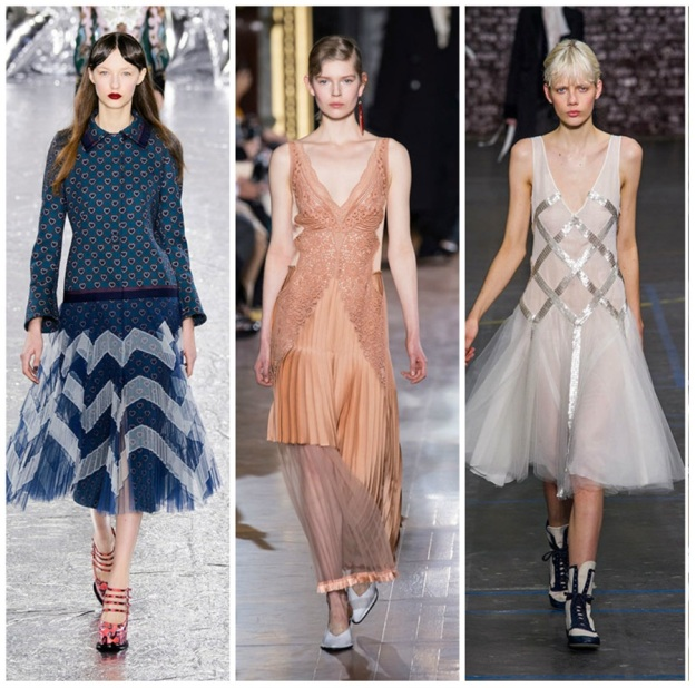 falda tul moda