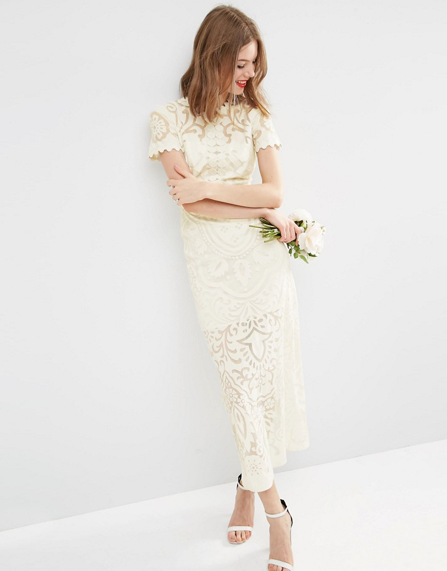 Vestidos blancos asos