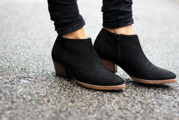 botas sin calcetin