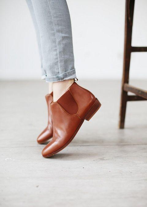 moda tobillos sin calcetines