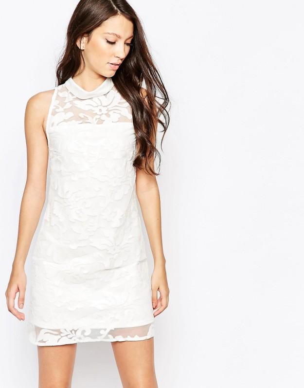 vestido blanco transparencias