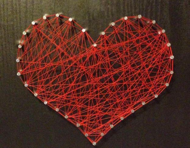 diy san valentin corazon