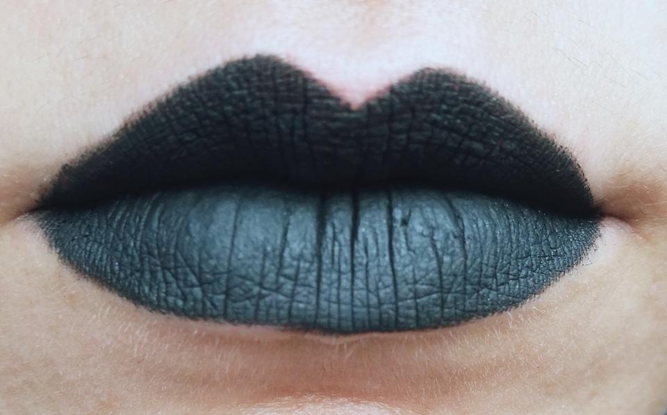 labios negros