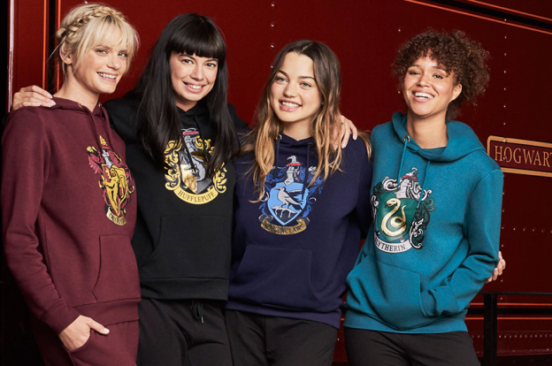 sudaderas harry potter primark