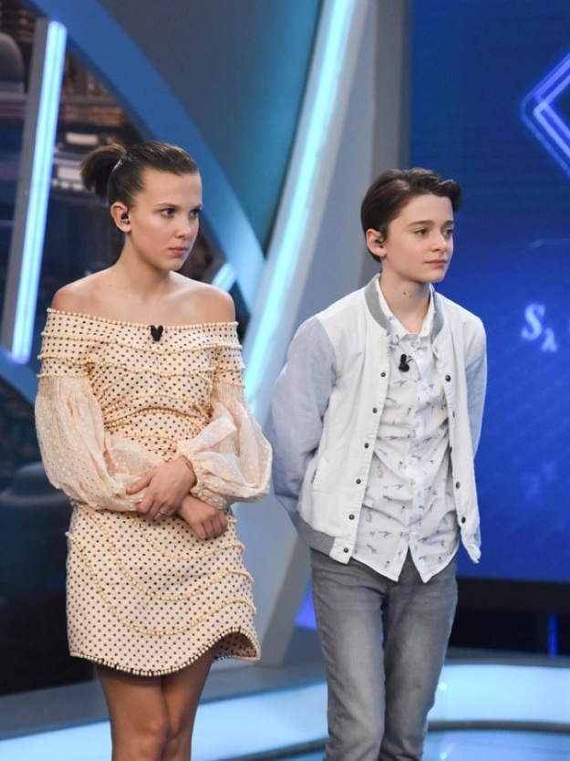 millie bobby brown hormiguero