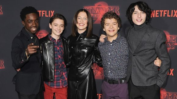 premiere stranger things2 los angeles
