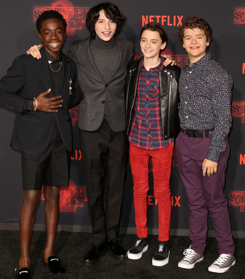stranger things 2 premiere los angeles