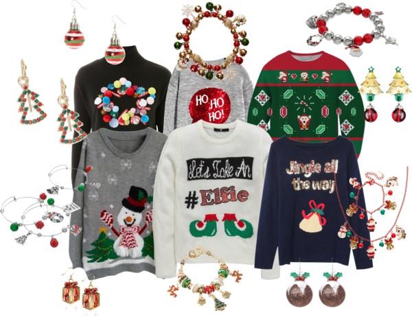 christmas time jerseys