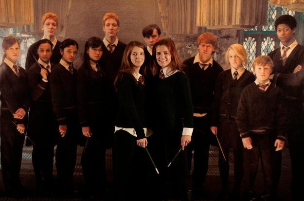 ejercito dumbledore