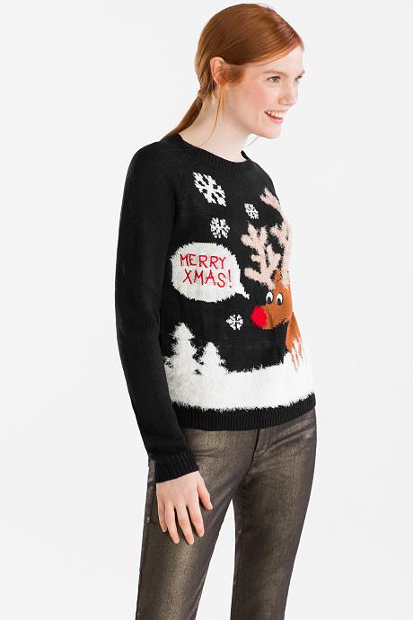 jersey navidad reno