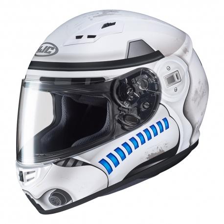 Casco Stormtrooper moto
