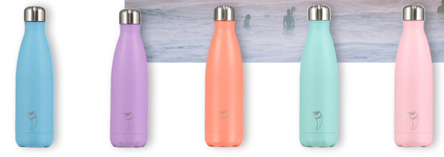 chilly bottle pastel