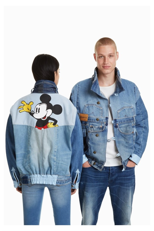 desigual mickey mousse
