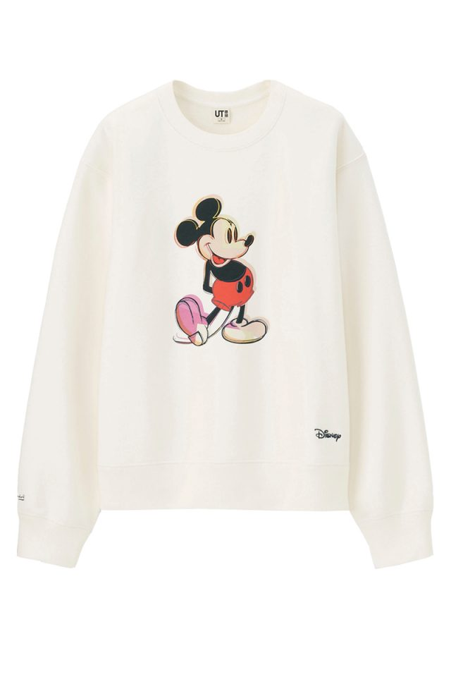 uniqlo mickey mousse