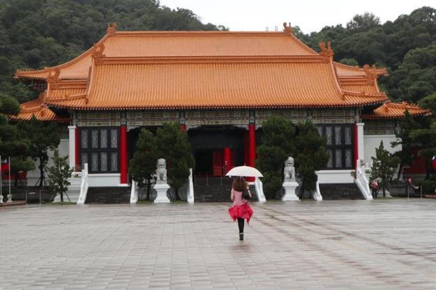 monumento mártires taipei