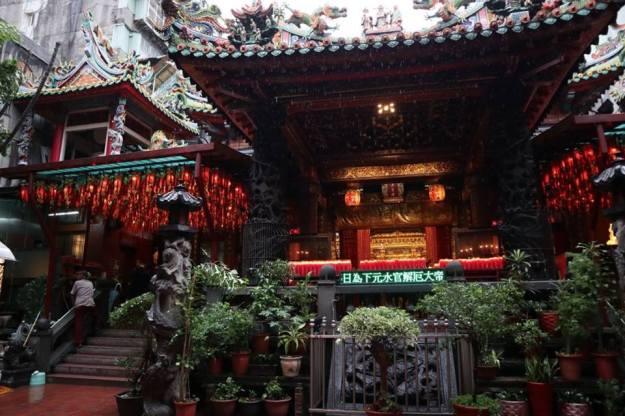 templito en xiamen