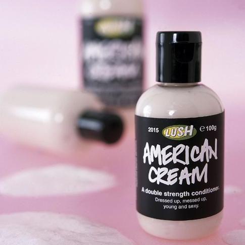 American Cream Lush