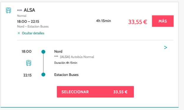 autobus barcelona valencia