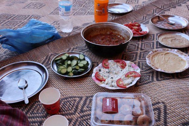 wadi rum campamento