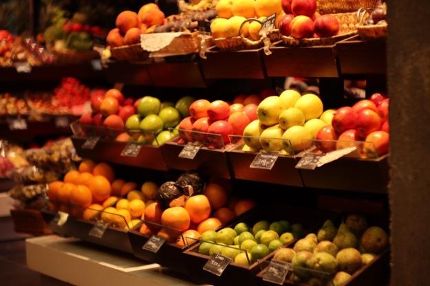 fruta mercado san anton