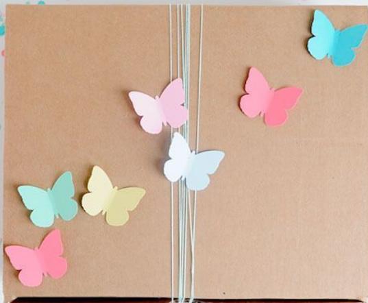 mariposas diy