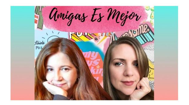podcast amigas