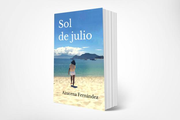 Sol de julio novela
